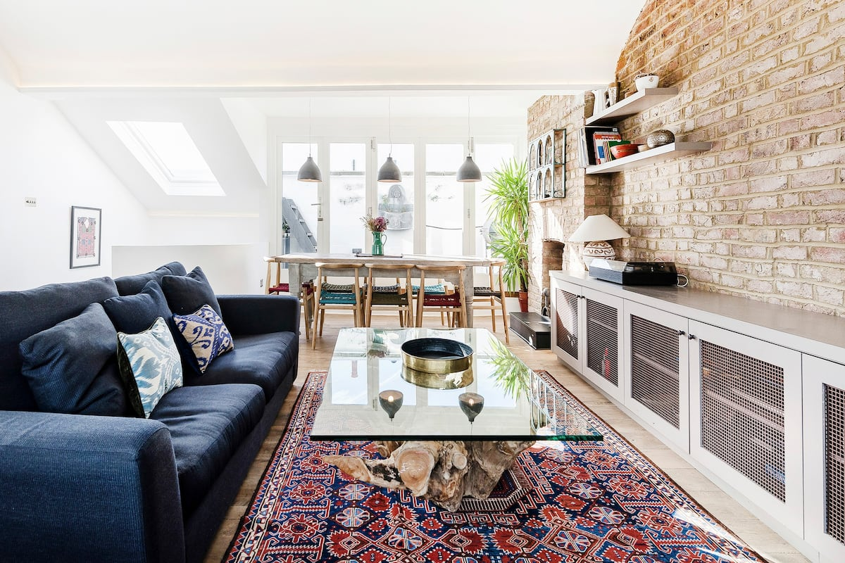 Luxurious and Spacious Notting Hill Maisonette