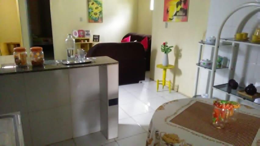 Apartamento Acochegante em Crato - CE.