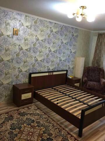 Уютная квартира в лесном массиве - Колодищи - 公寓