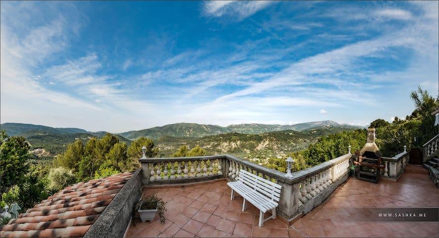 Maison individuelle, 60m2, Vue panoramique