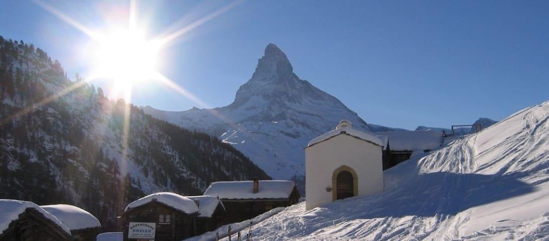 Das Matterhorn - Sehnsuchtsort