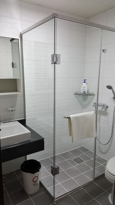 호텔 화장실