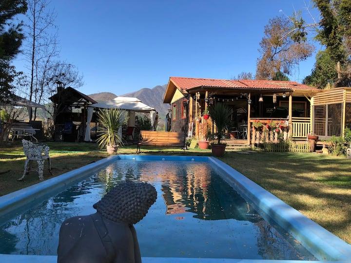 Lodge Las Palmas de Ocoa