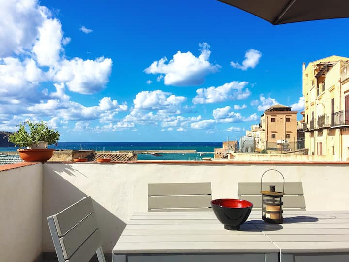 Corso29 - Apartment with sea view private terrace