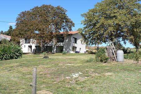 Ferme du Menuzet - Samatan - House