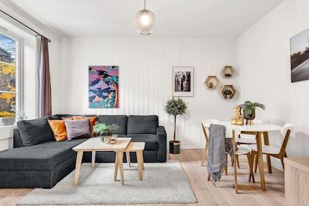 Cozy apartment, great location