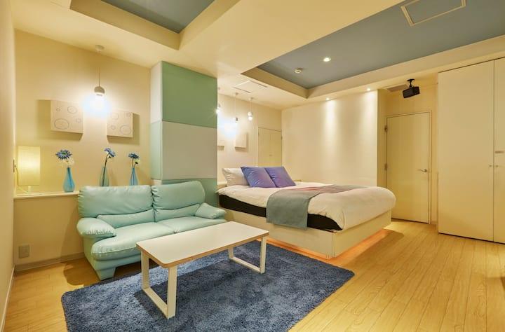 名古屋で最も有名なデザイナーズホテル