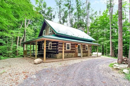 Cherry Grove - Rustic Log Cabin