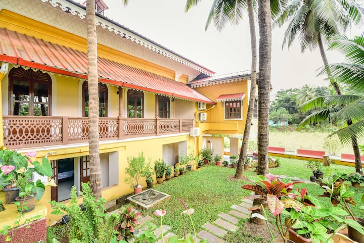8BHK Colonial Styled Home