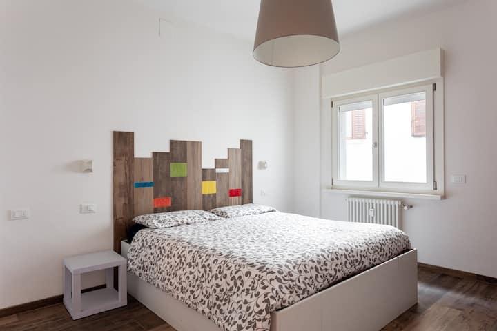 #Appartamento brevi periodi in centro a Trento