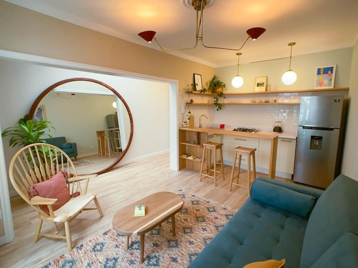 Peace & Lovely Apartment at Hi Condesa Mexico City