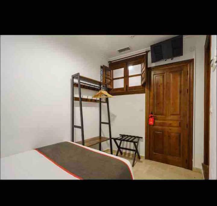 Habitación privada con baño completo privado