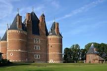 Château de Martainville et son musée des traditions et arts normands - 35 kms