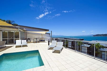 GREAT VALUE!2bed2bath OCEAN VIEWS! Magnetic Island