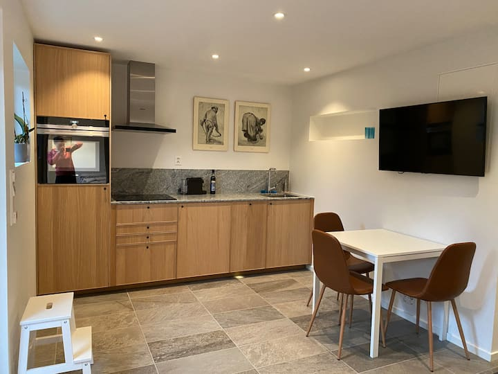 Brand new fully equipped apartment in Oslo