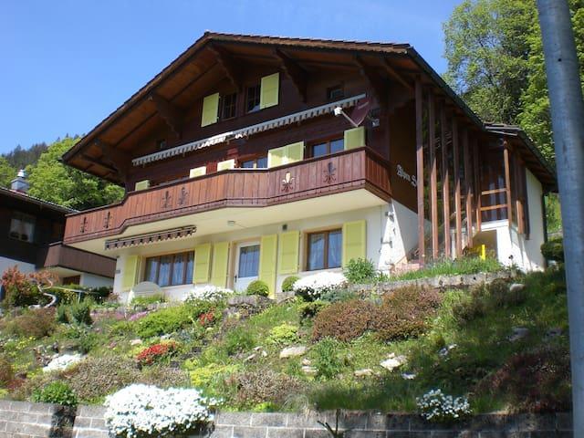 Ferienwohnung Beatenberg