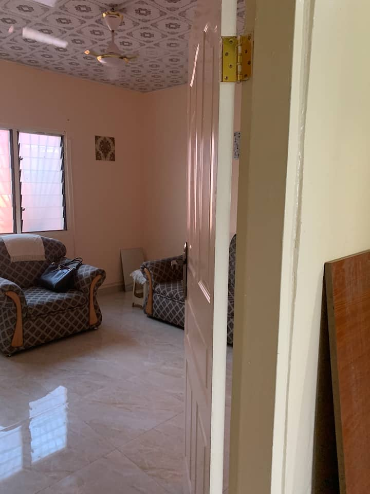 Decent and safe acc. with excellent accommodation