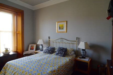 Superior Victorian house - Arbroath - Bed & Breakfast