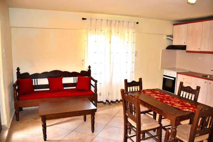 Luxury Apartment in Eleftherna Adrastia