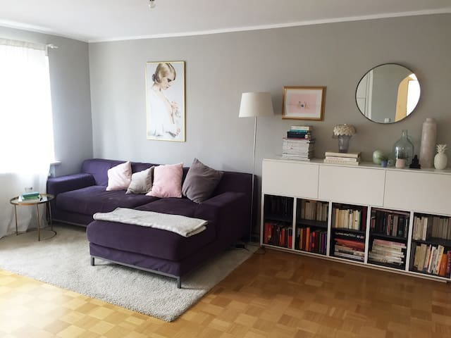 Nice Flat with 2 Bedrooms - Múnich - Departamento