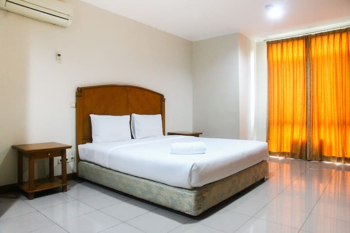 Comfortable and Homey 2BR Pondok Klub Villa Apt