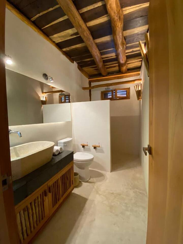 Deluxe Room in the best Hotel Boutique of Holbox