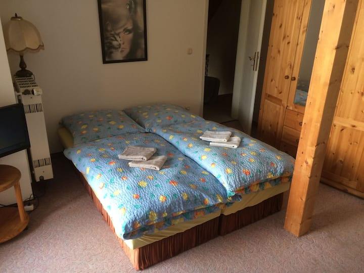 Gästezimmer Zoephel (Weimar) - LOH07281, Doppelzimmer 2 mit Dusche und WC separat