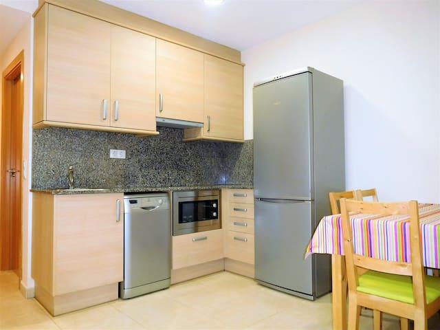 Ático Dúplex 2 dormitorios - 2 baños Centro Lleida - Lérida - Departamento