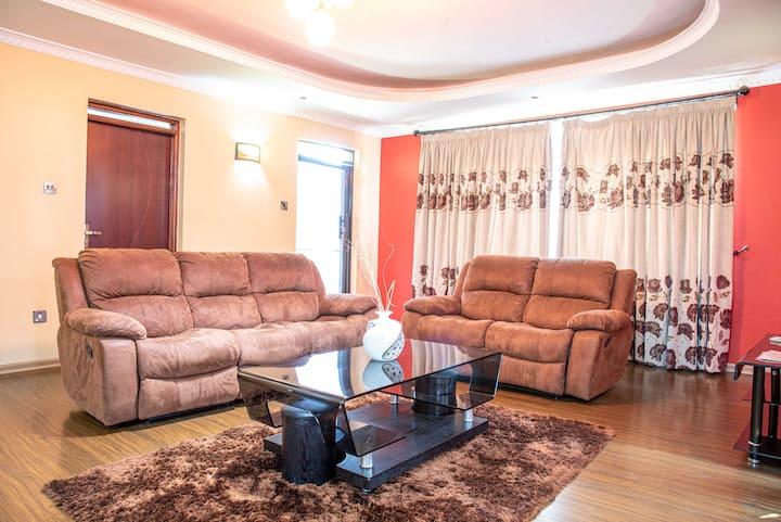 Fahari Palace Mbili - Two Bedroom
