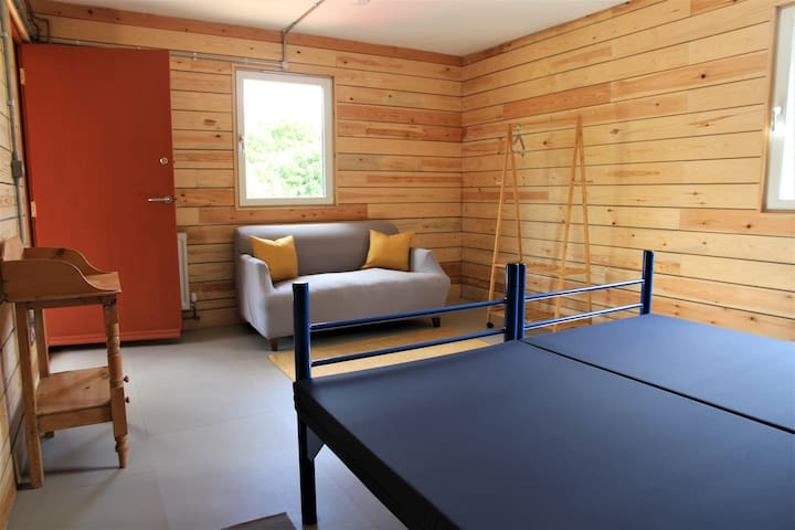 Bush Camp Lodges Double/Twin room