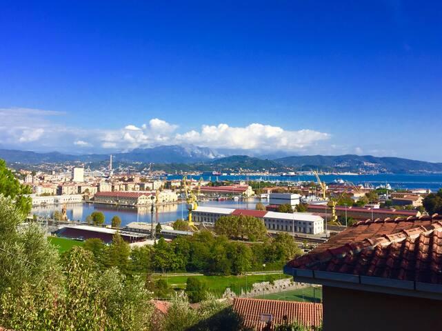 Appartamento Gli Ulivi -La Spezia