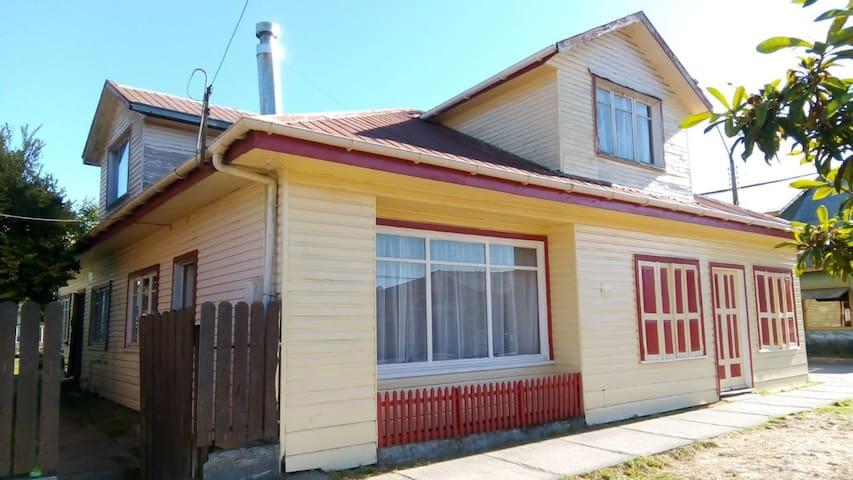 Hospedaje Casa Thiele/Habitación Cuádruple