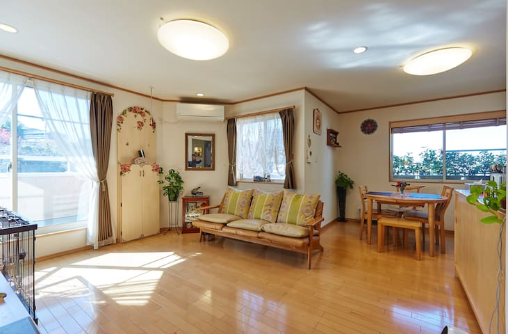 Mom's Warm & Comfortable Home - Itabashi-ku - Casa