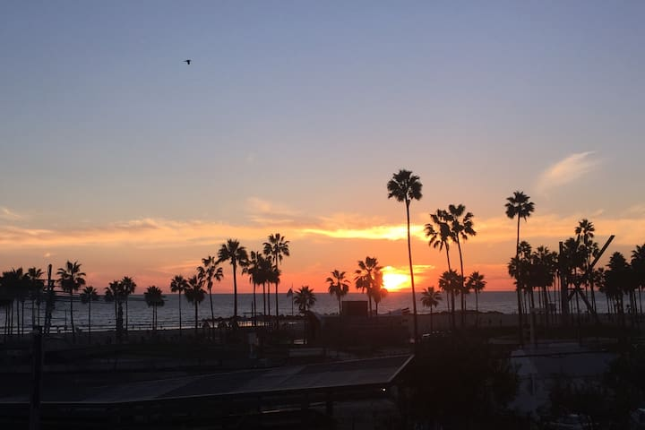 Oceanview studio in the heart of Venice - Los Angeles - Leilighet