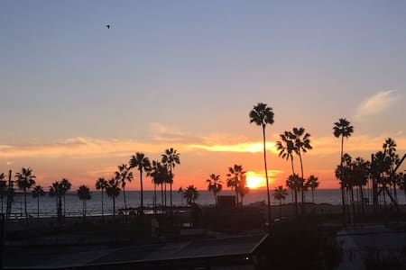 Oceanview studio in the heart of Venice - Los Angeles - Lejlighed