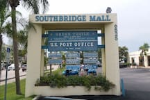 Southridge mall right next door
