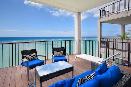 Beachfront Luxury with Incredible Ocean View