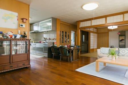 New!Feel resort mood&Japanese culture(^^)Free wifi - 沖縄市 - Apartamento
