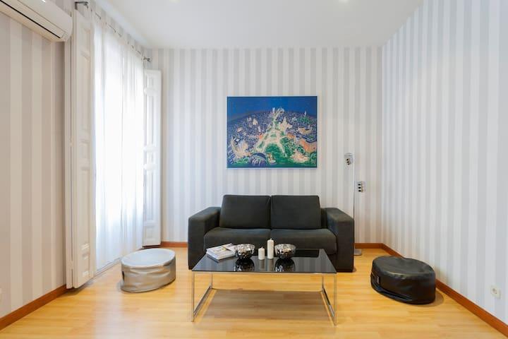 Cozy and Design Apartment in Madrid