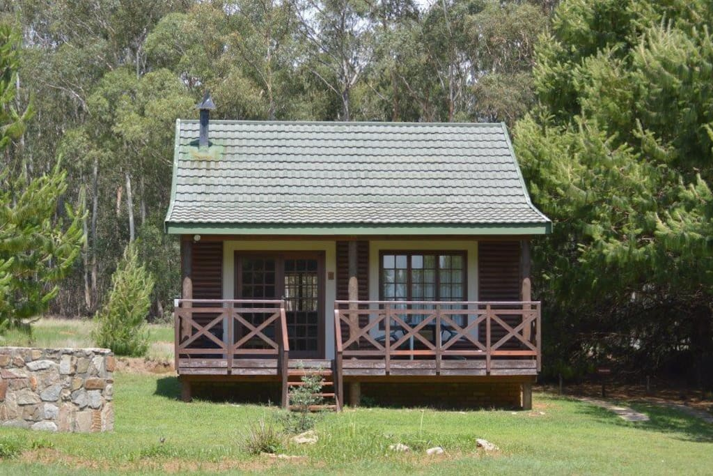 1 Bedroom Fully Self-Catering Chalet