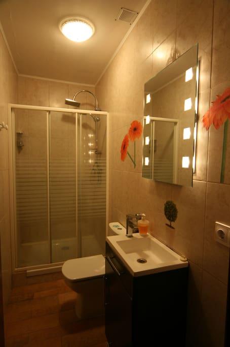 Baño de suite nº 4