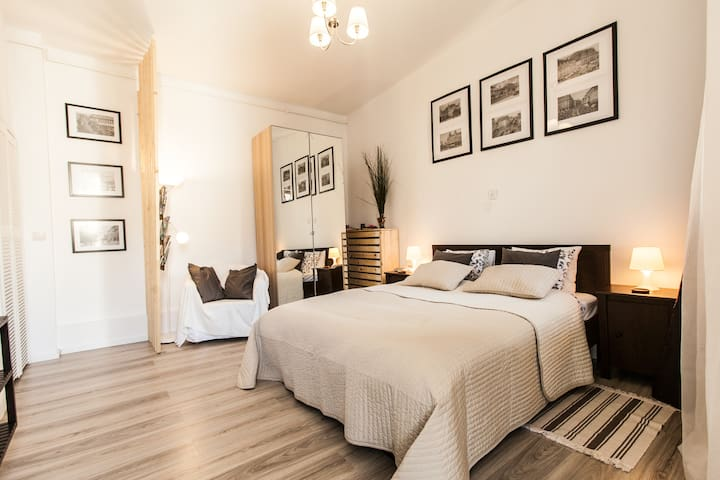 Boutique Aristocrat Apartment - Cismigiu Gardens - București - Lejlighed