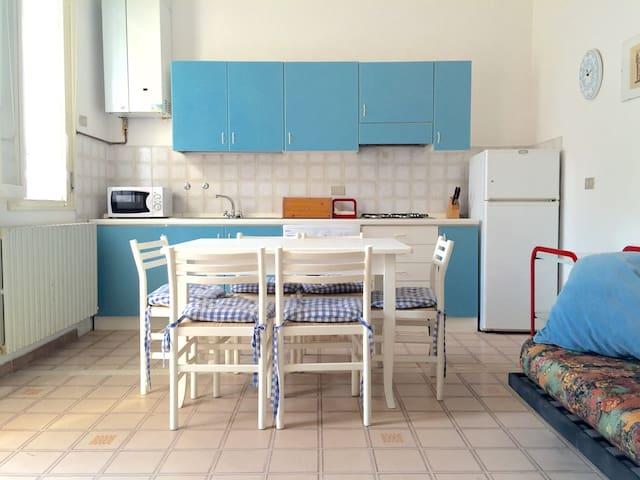 L'appartamento azzurro - Lido di Spina