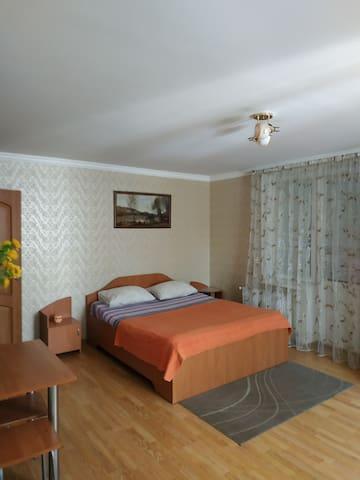 однокомнатные квартиры в центре Рышкановки