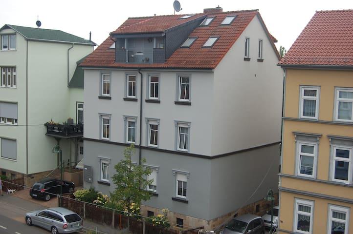 Ferienwohnung Residenzstadtblick Gotha