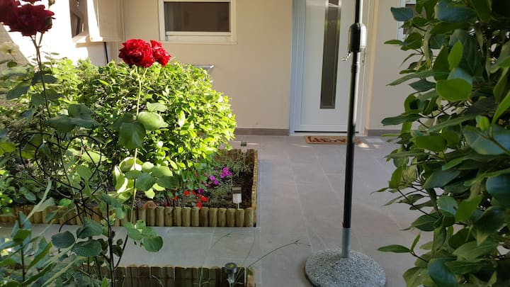 Vita's garden - studio apartment + free parking