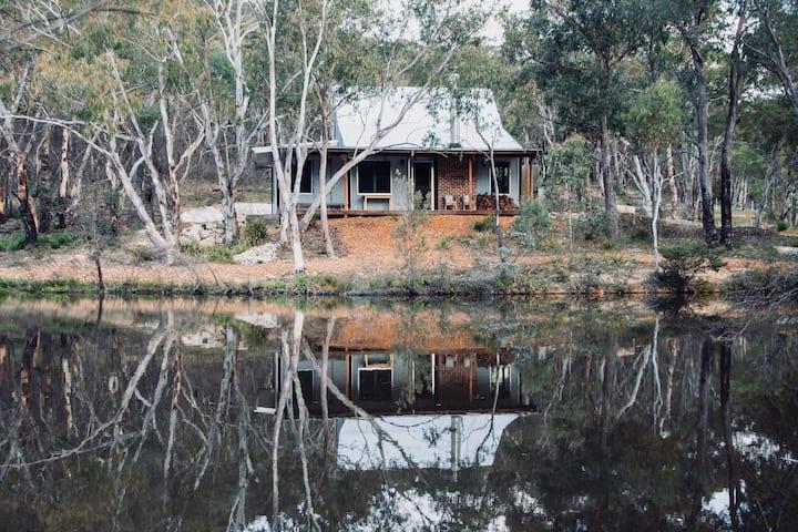 Long Alley Barn - Peaceful Bushland Retreat