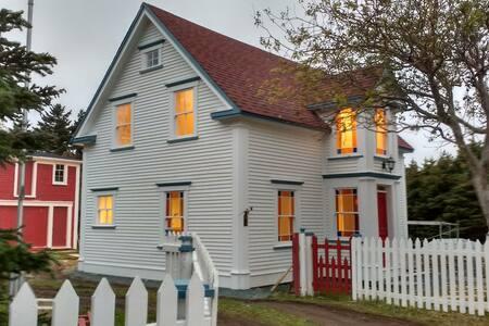 'THE BUTLER HOUSE', Cupids, Newfoundland, Canada