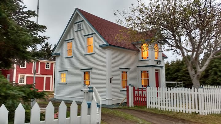 'THE BUTLER HOUSE', Cupids, Newfoundland, Canada