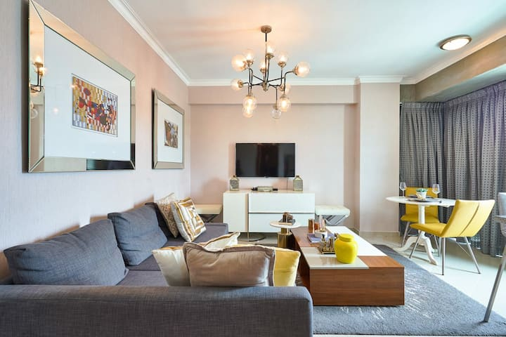 ☆In The City Center! Comfortable Apartment w/Gym